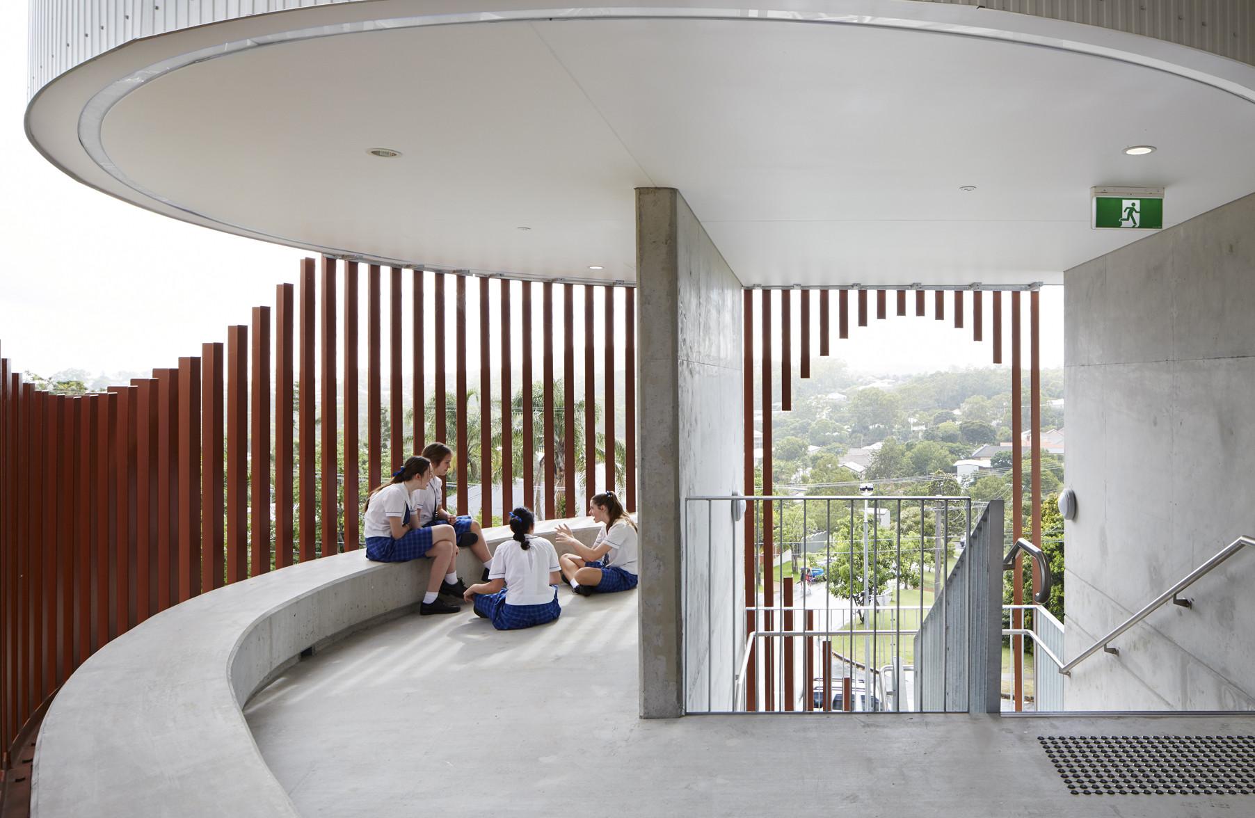 Loreto College / ThomsonAdsett, © Alicia Taylor