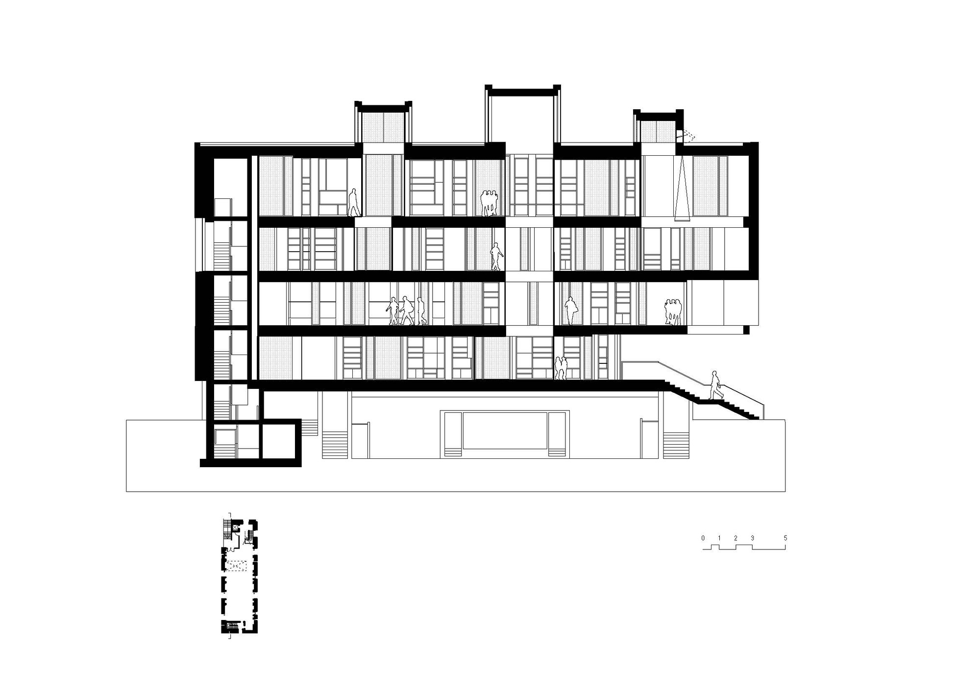 Gallery of Trinity Long Room Hub / Mccullough Mulvin