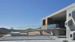 Vinícola Vlassides  / Eraclis Papachristou Architects