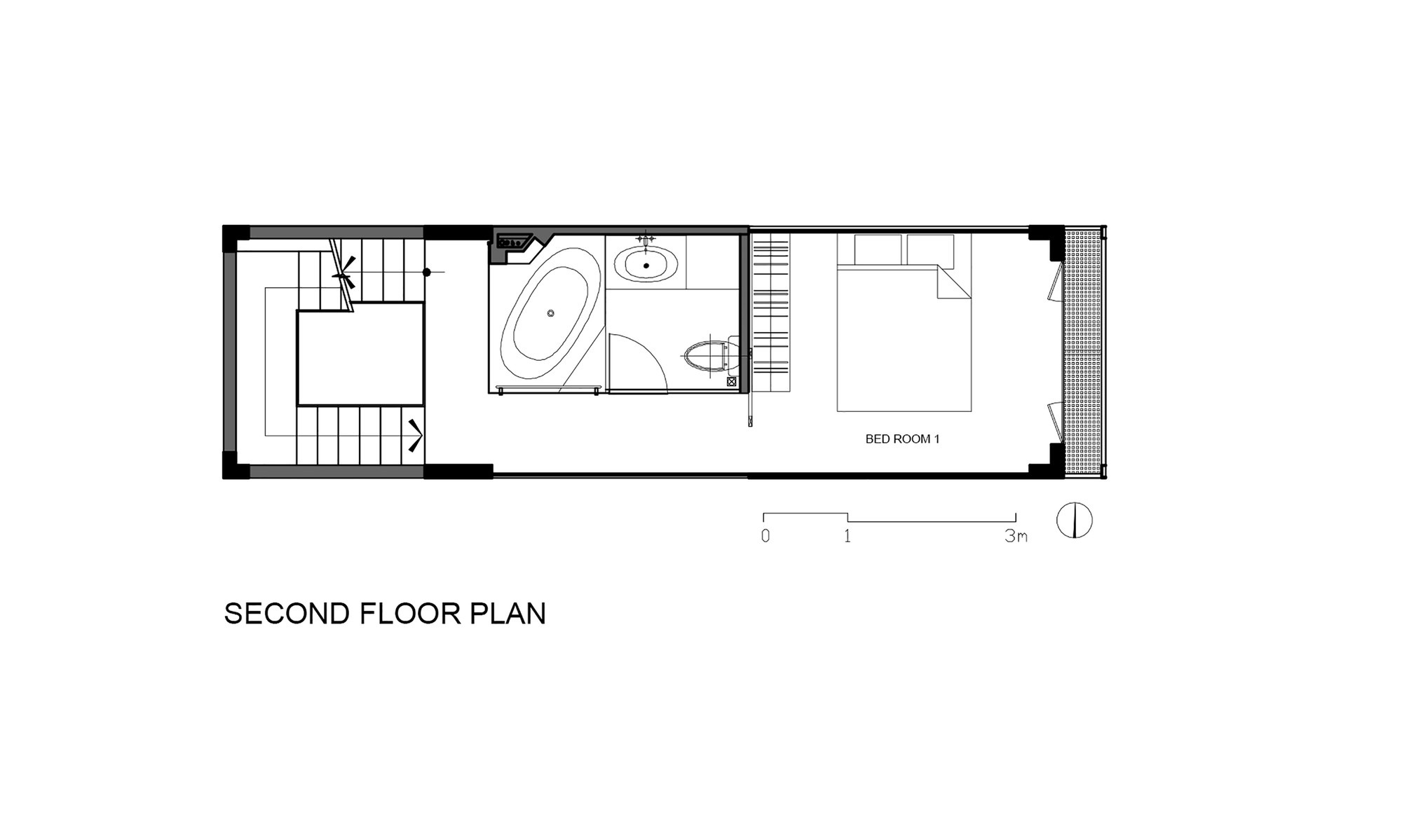 Fabulous Second Floor Plan