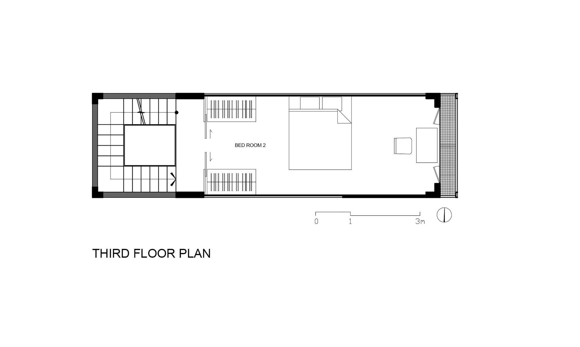 planos de casas 3x10