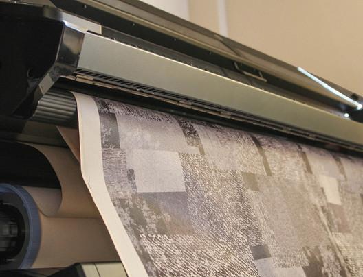 Materiales: Papel Mural para Revestimientos Interiores