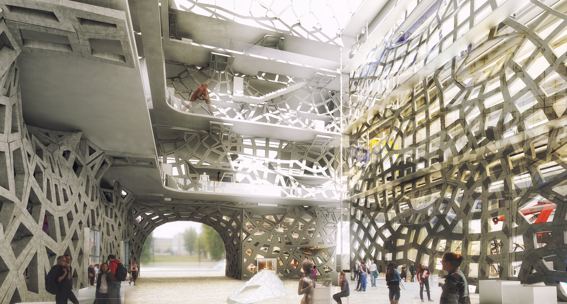 Architectural Robotics Tag Archdaily