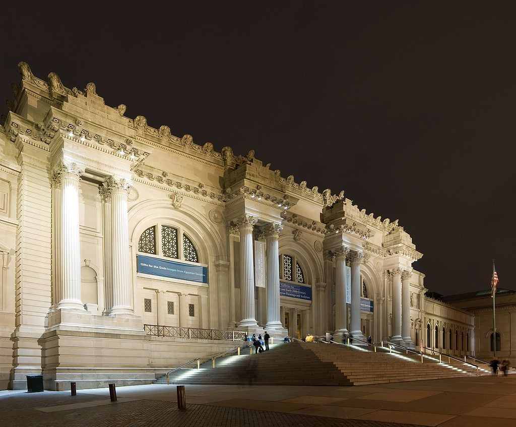 David Chipperfield Chosen to Expand New York's Met Museum, The Met. Image via Wikipedia