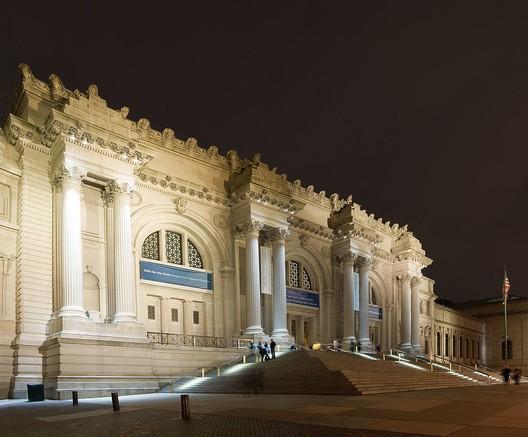 El Met. Imagen via Wikipedia