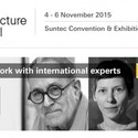 CALL FOR ENTRIES: WORLD ARCHITECTURE FESTIVAL 2015