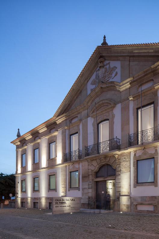 Casa da Cultura de Pinhel /  depA Architects, © José Campos