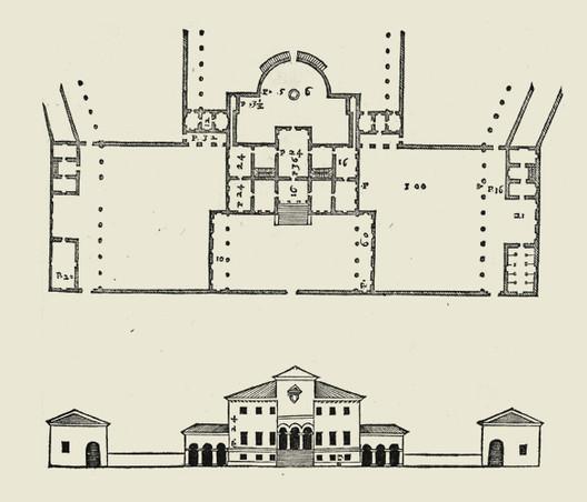 Villa Godi, Andrea Palladio