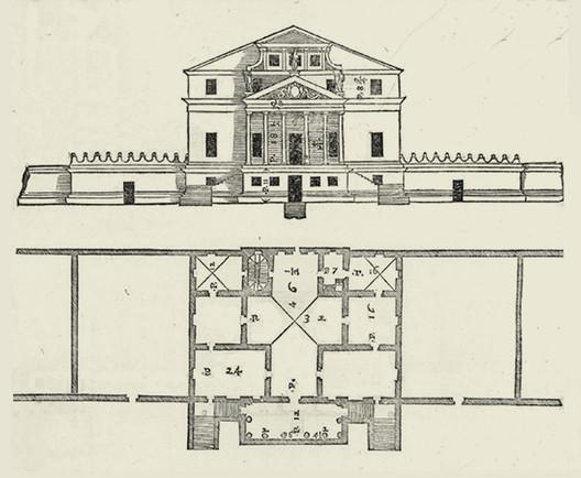 Villa Malcontenta, Andrea Palladio