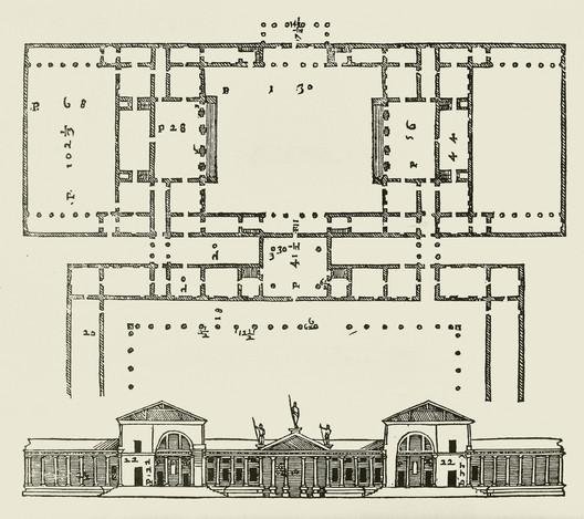 Villa Thiene, Andrea Palladio