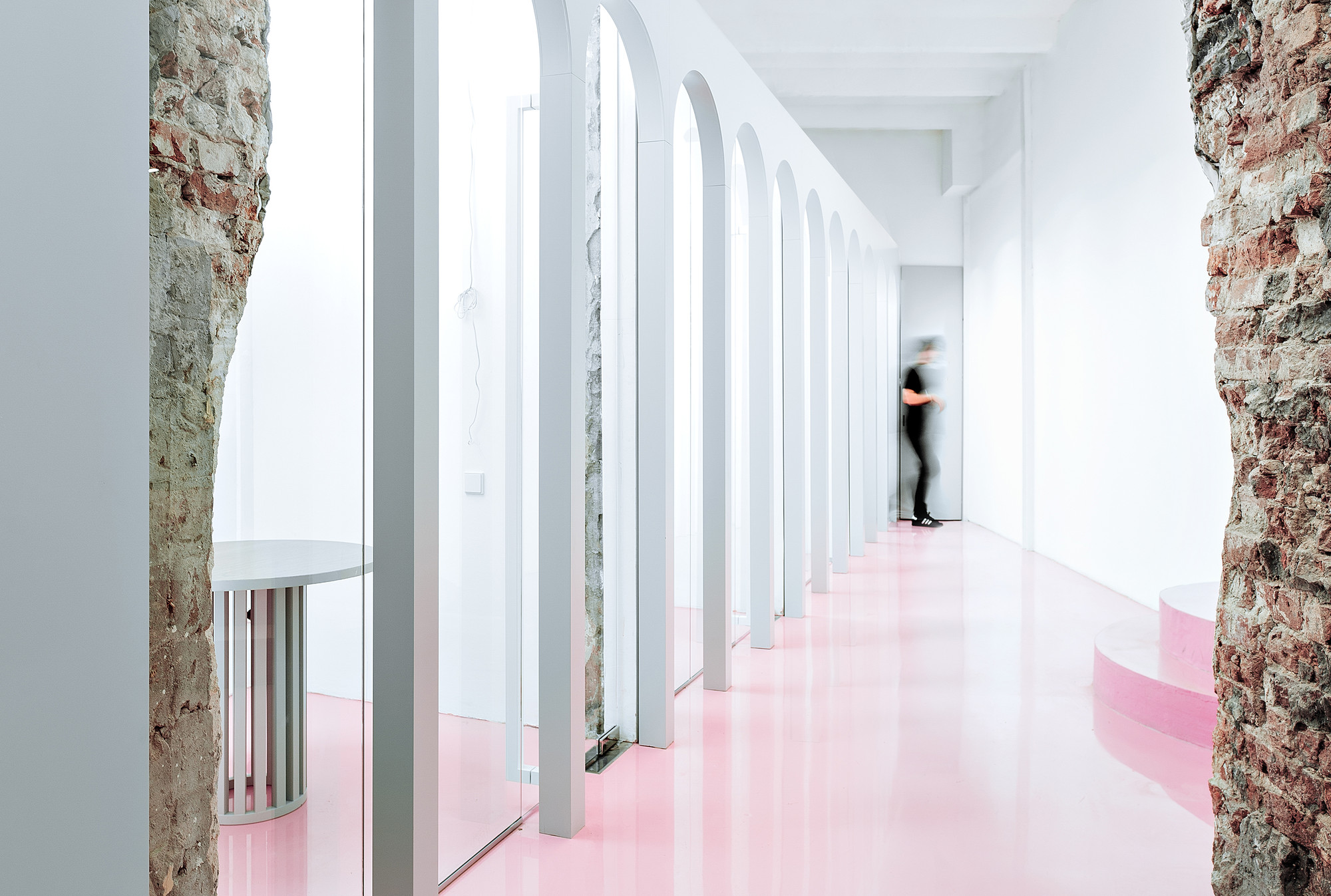 NGRS Recruiting Company  HQ  / Crosby Studios, © Evgeny Evgrafov
