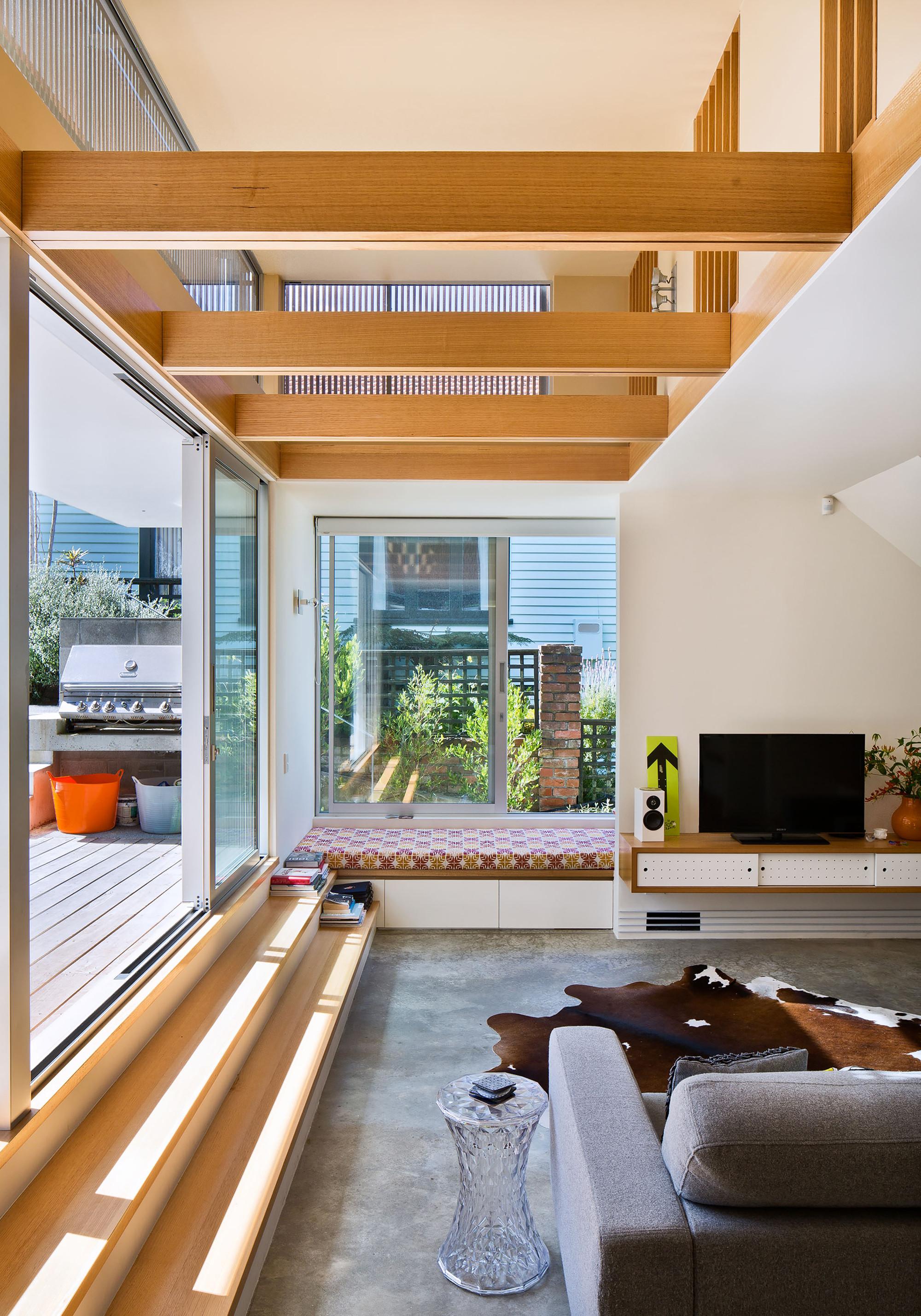 Matai House / Parsonson Architects