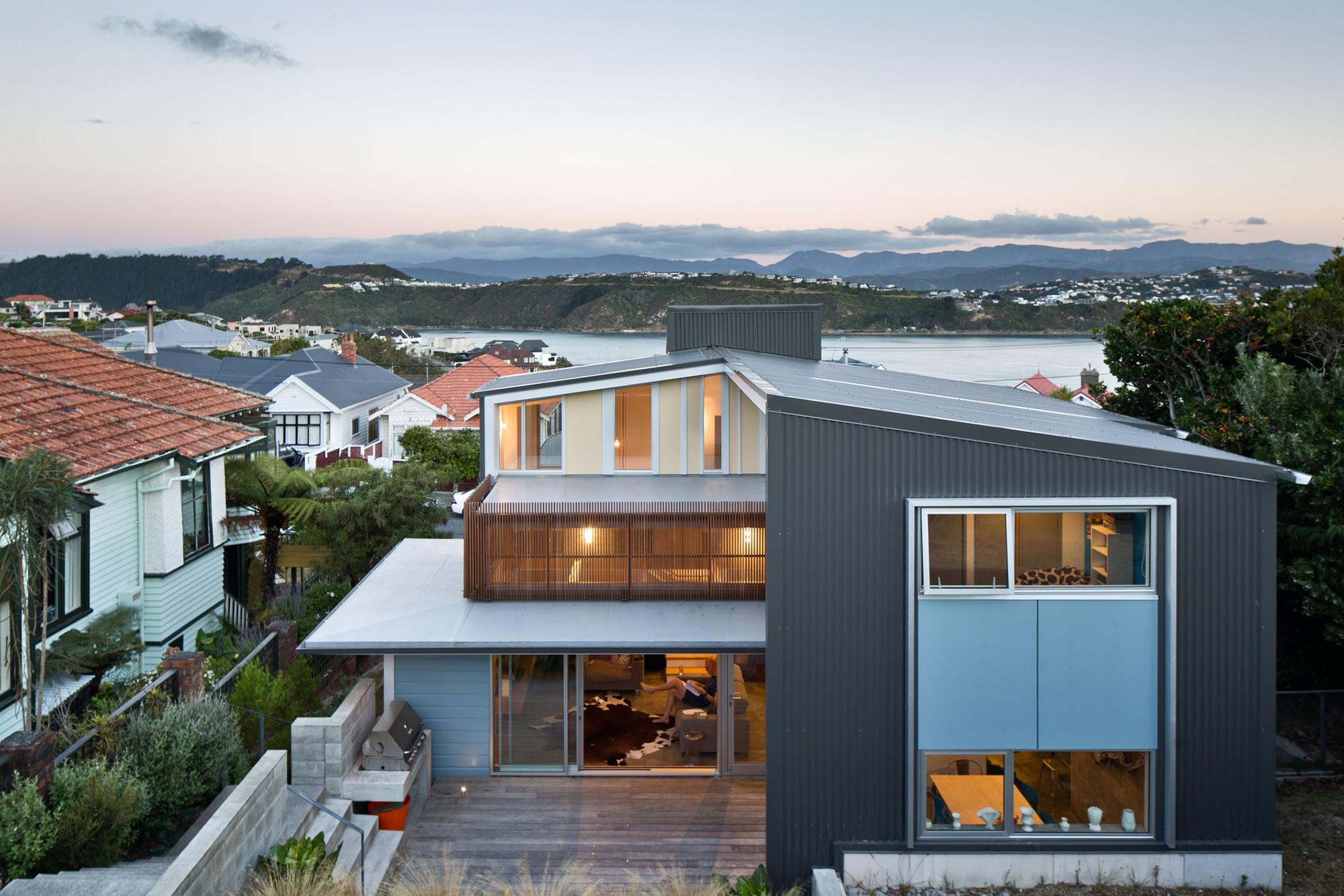Gallery Of Matai House Parsonson Architects 6