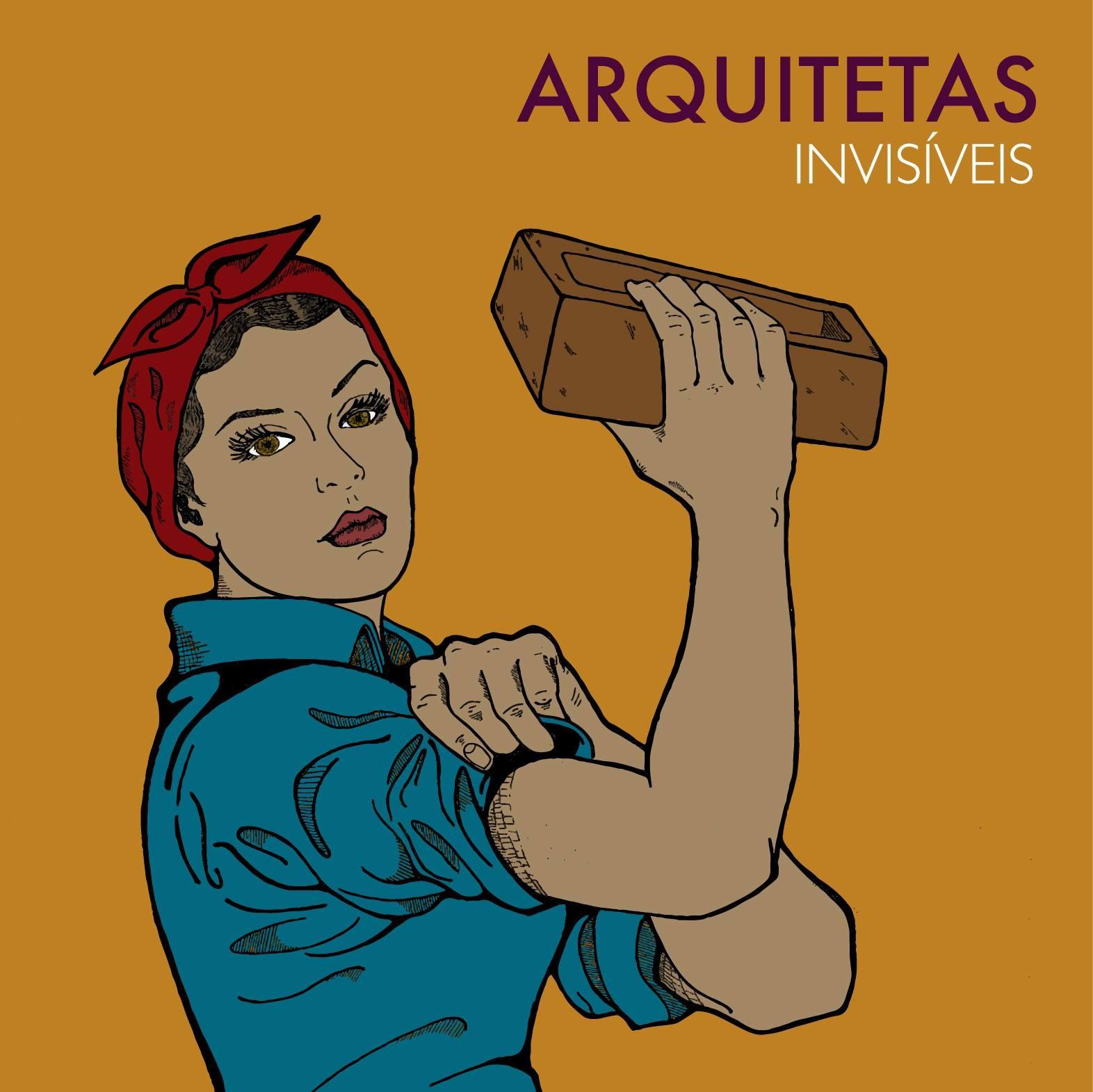 Arquitetas Invisíveis apresentam 48 mulheres na Arquitetura, Cortesia de Arquitetas Invisíveis