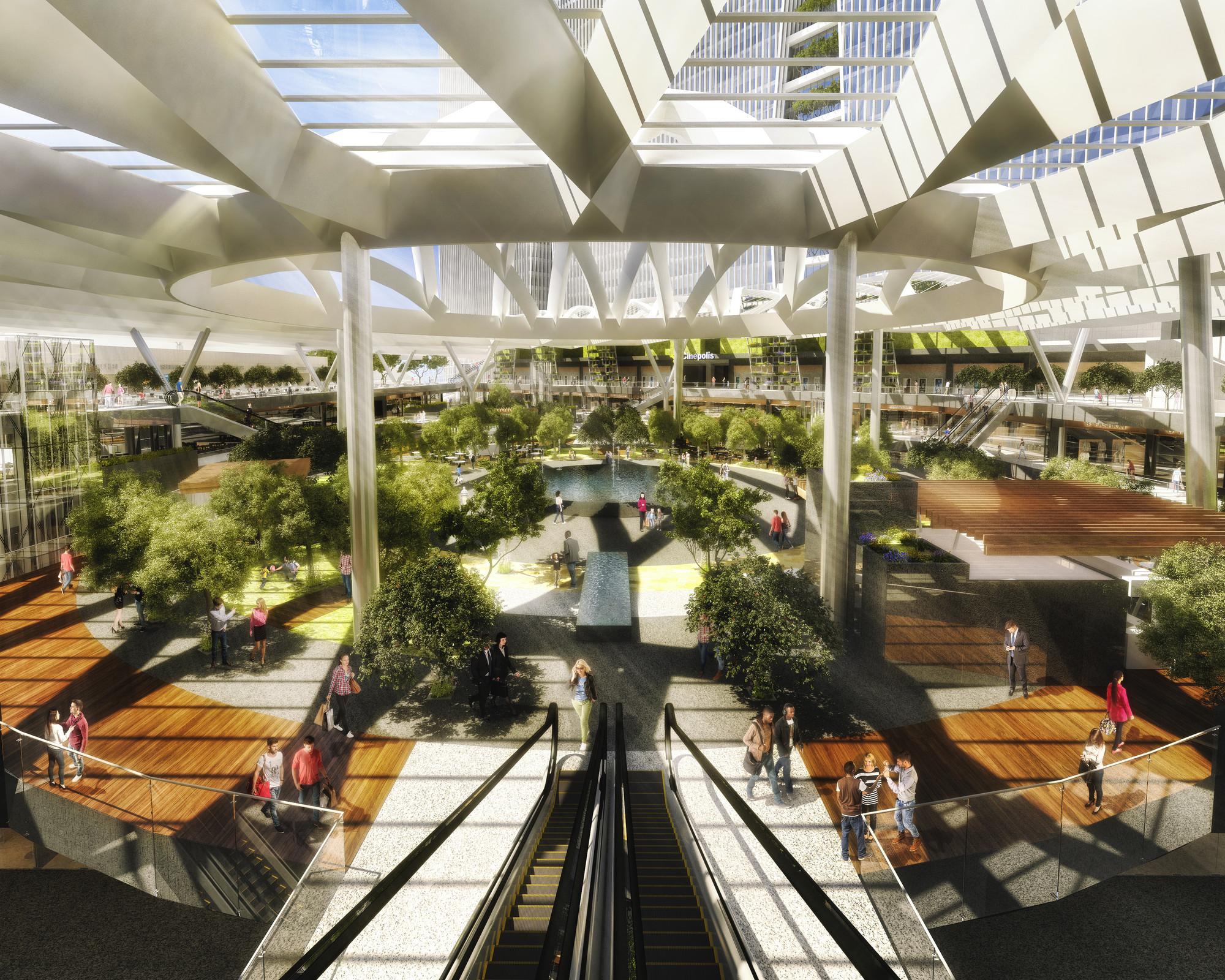 Sordo madaleno arquitectos presenta proyecto de transformaci n urbana parque toreo archdaily - Arquitectos y decoradores de interiores ...