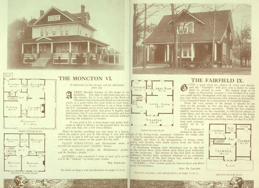 Your Home by Mail: The Rise and Fall of Catalogue Housing | ArchDaily