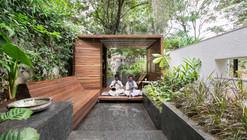 Pavilhão no Jardim / CollectiveProject