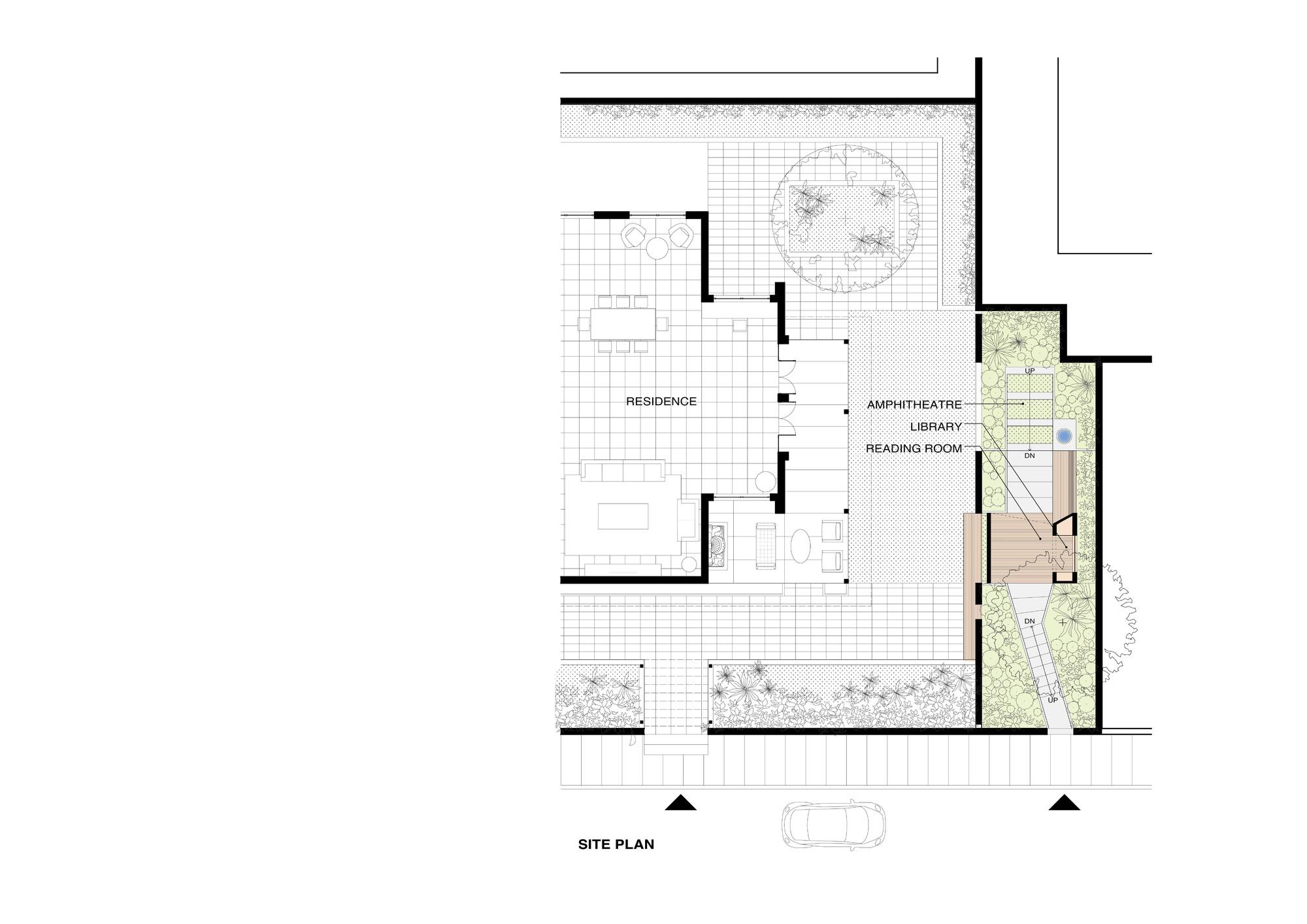 mobiliario jardim jumbo:Pavilhão no Jardim / CollectiveProject