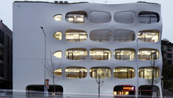 Hannam-Dong HANDS Corporation Headquarters / THE_SYSTEM LAB