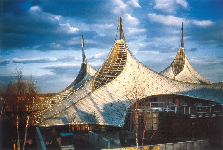 Clássicos da Arquitetura: Pavilhão Alemão da Expo 67 / Frei Otto e Rolf Gutbrod, © Frei Otto