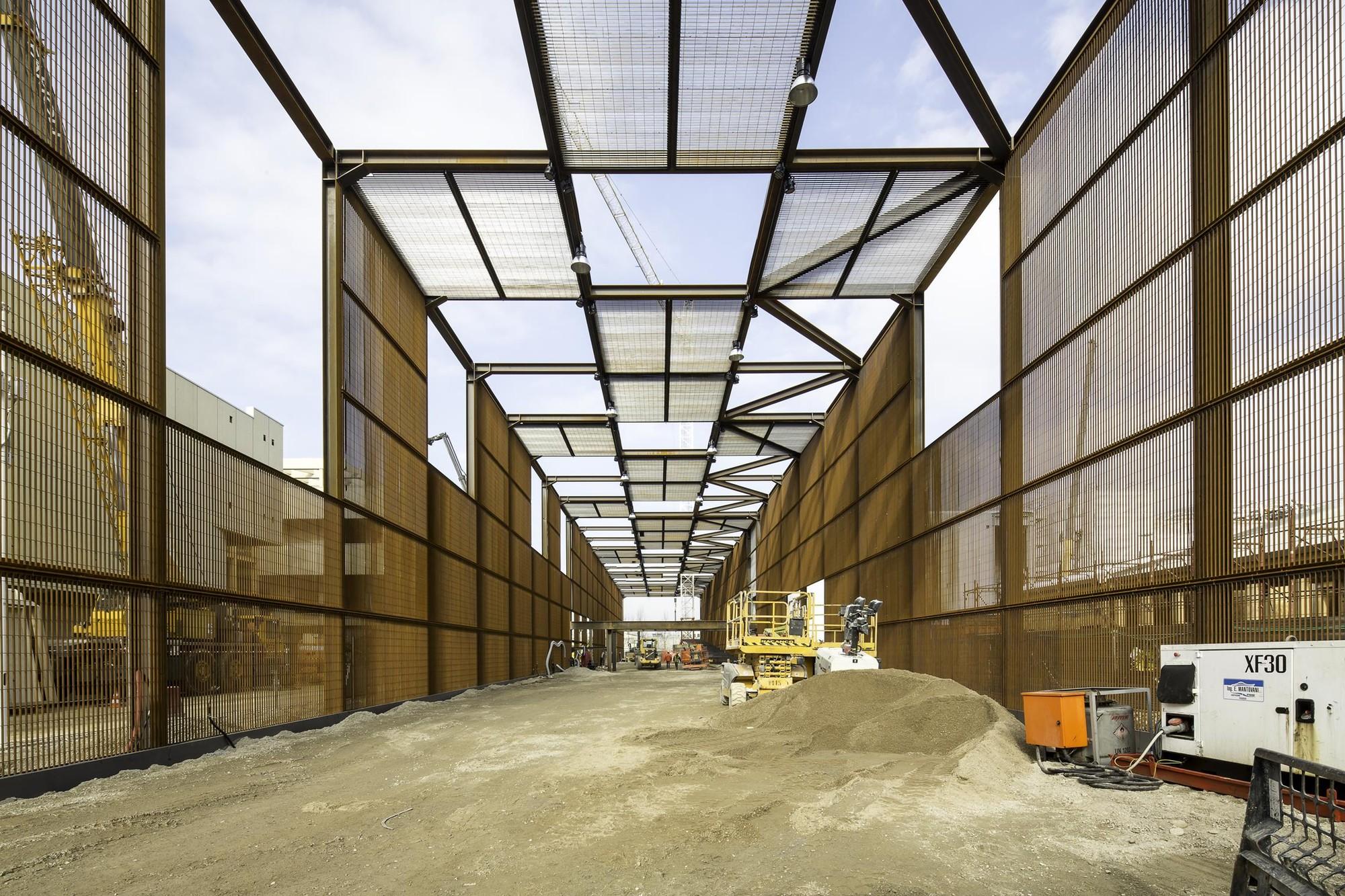 En construcci n pabell n de brasil en la expo mil n 2015 - Arquitecto de brasilia ...