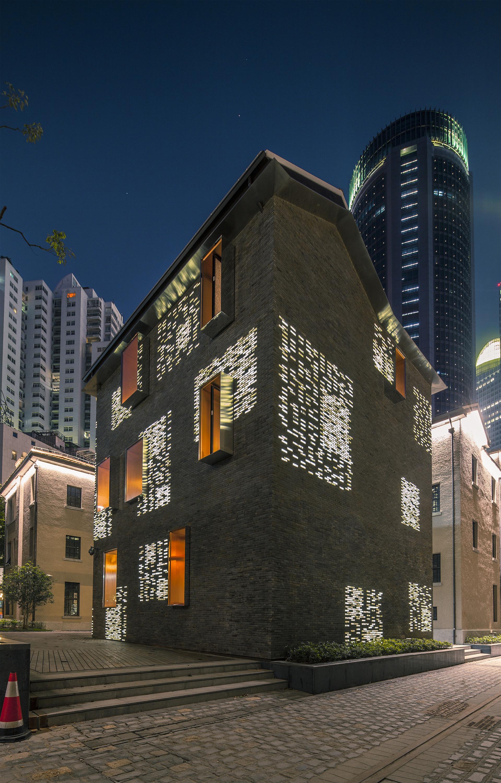 Gallery of Façade Renovation for No. 8 Building / Atelier