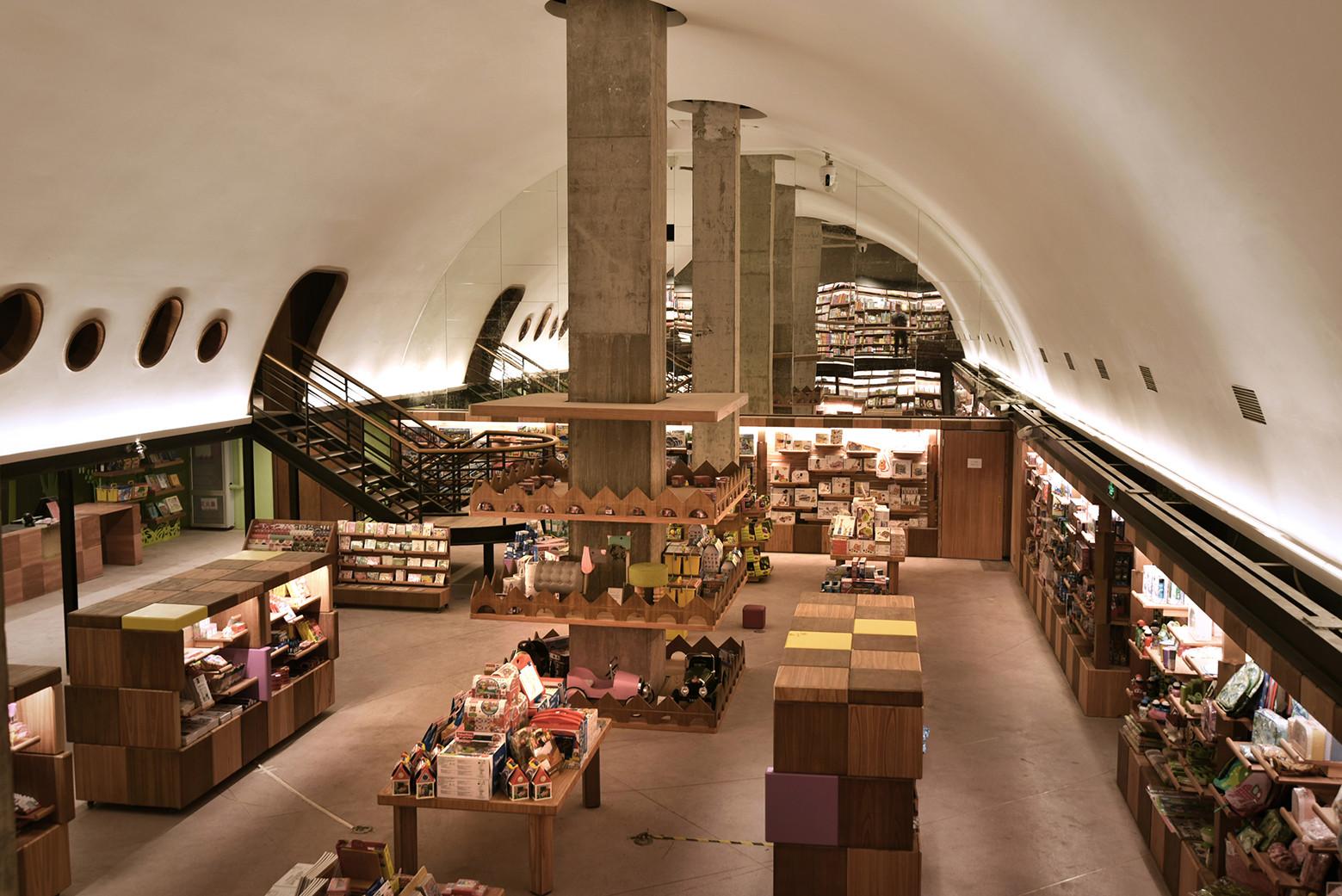 Fangsuo Book Store In Chengdu Chu Chih Kang