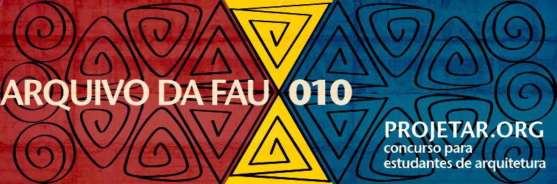 Em homenagem ao centenário de Artigas, Projetar.org lança concurso #010: Arquivo da FAU, Cortesia de Projetar.org