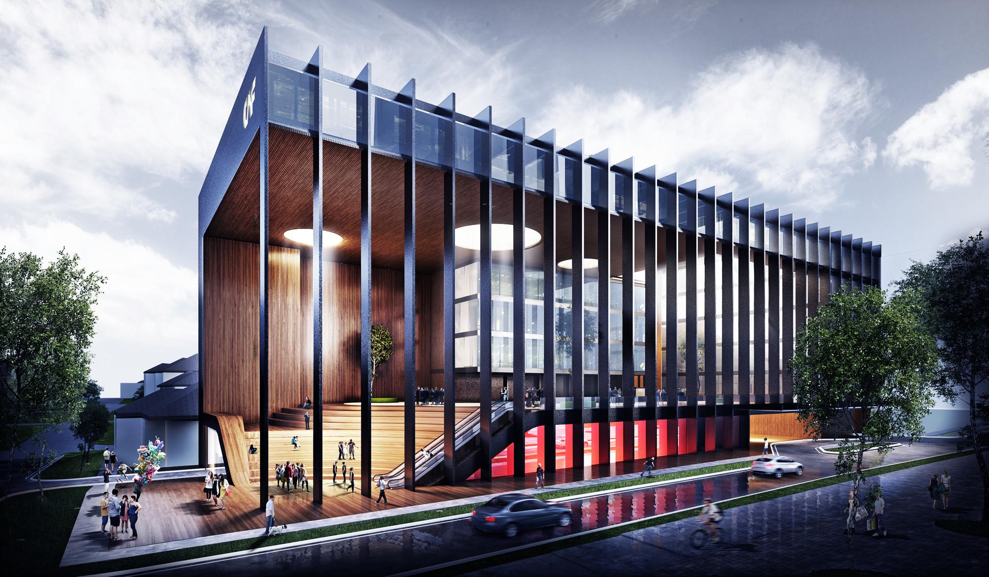 Mallol & Mallol Arquitectos diseñará nueva sede del CAF en Panamá, Cortesia de Mallol & Mallol Arquitectos