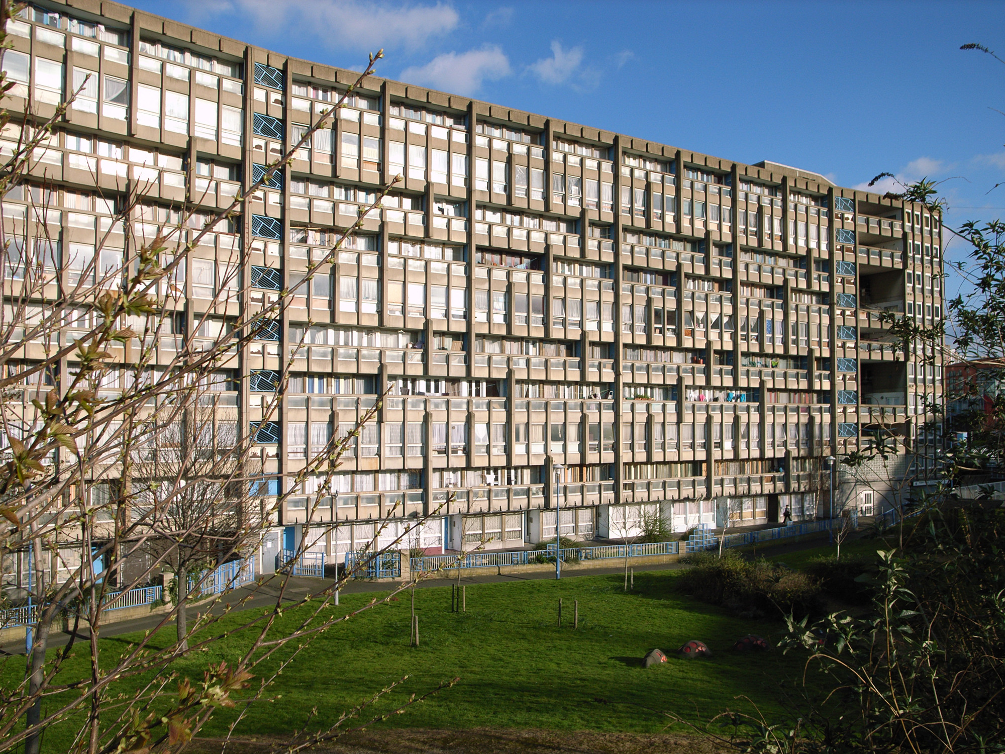 Fresh Bid To Save Robin Hood Gardens From Demolition, © Steve Cadman