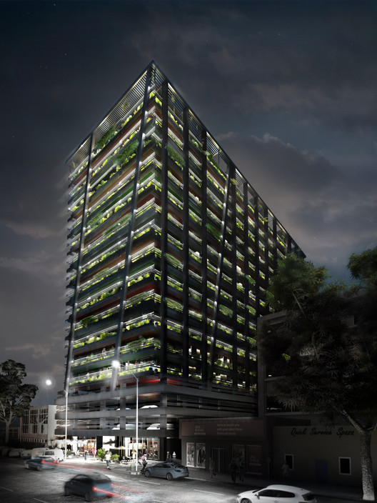David Adjaye Unveils Major Residential Development Planned for Johannesburg , © Adjaye Associates