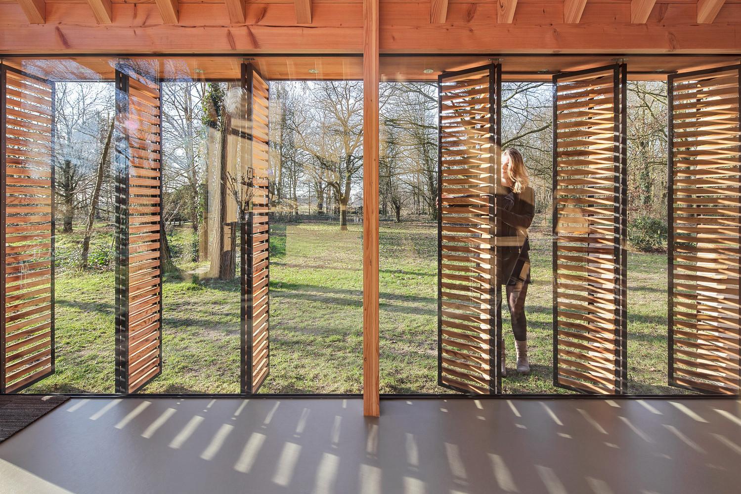 Recreation House Near Utrecht,© Stijn Poelstra