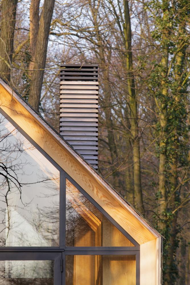 Marvelous Recreation House Near Utrecht,© Stijn Poelstra