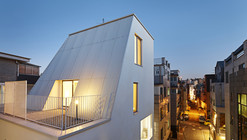 The White Cone House / apparat-c
