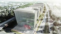 KAMJZ and Kurylowicz Designs Polish Office Building