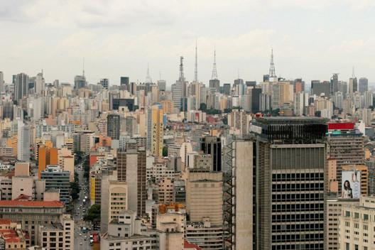 São Paulo. Imagen vía bienalesdearquitectura.es