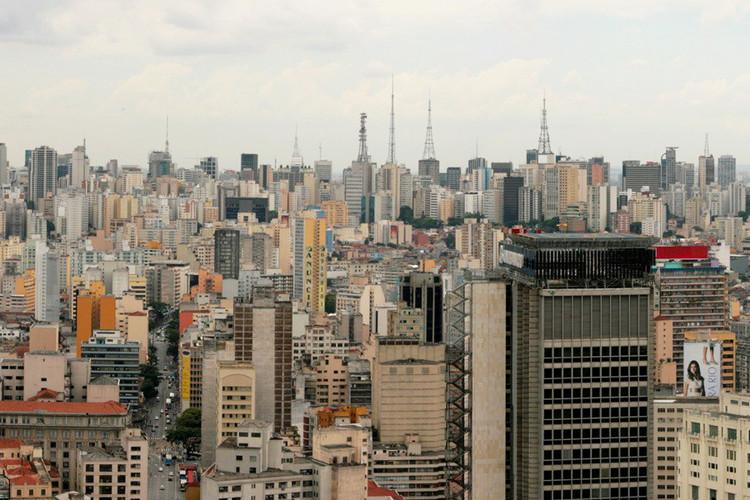 Sao Paulo, sede de la próxima X Bienal Iberoamericana de Arquitectura y Urbanismo de 2016, São Paulo. Imagen via bienalesdearquitectura.es