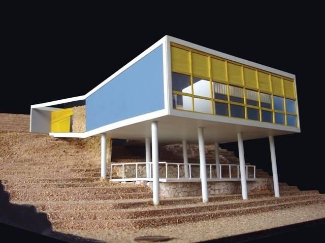 Galeria de exposi o 14 casas brasileiras na ufrj for Fotos de casas modernas brasileiras