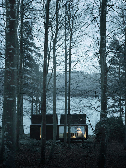 The VIPP Shelter / VIPP, Courtesy of VIPP
