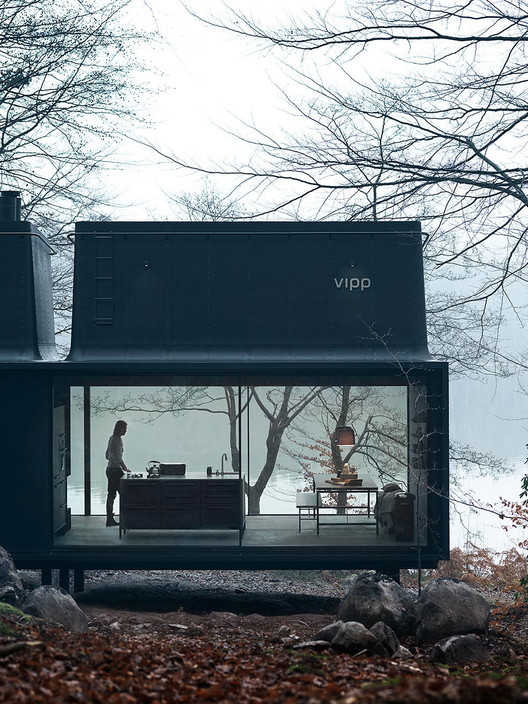 The VIPP Shelter / VIPP | ArchDaily