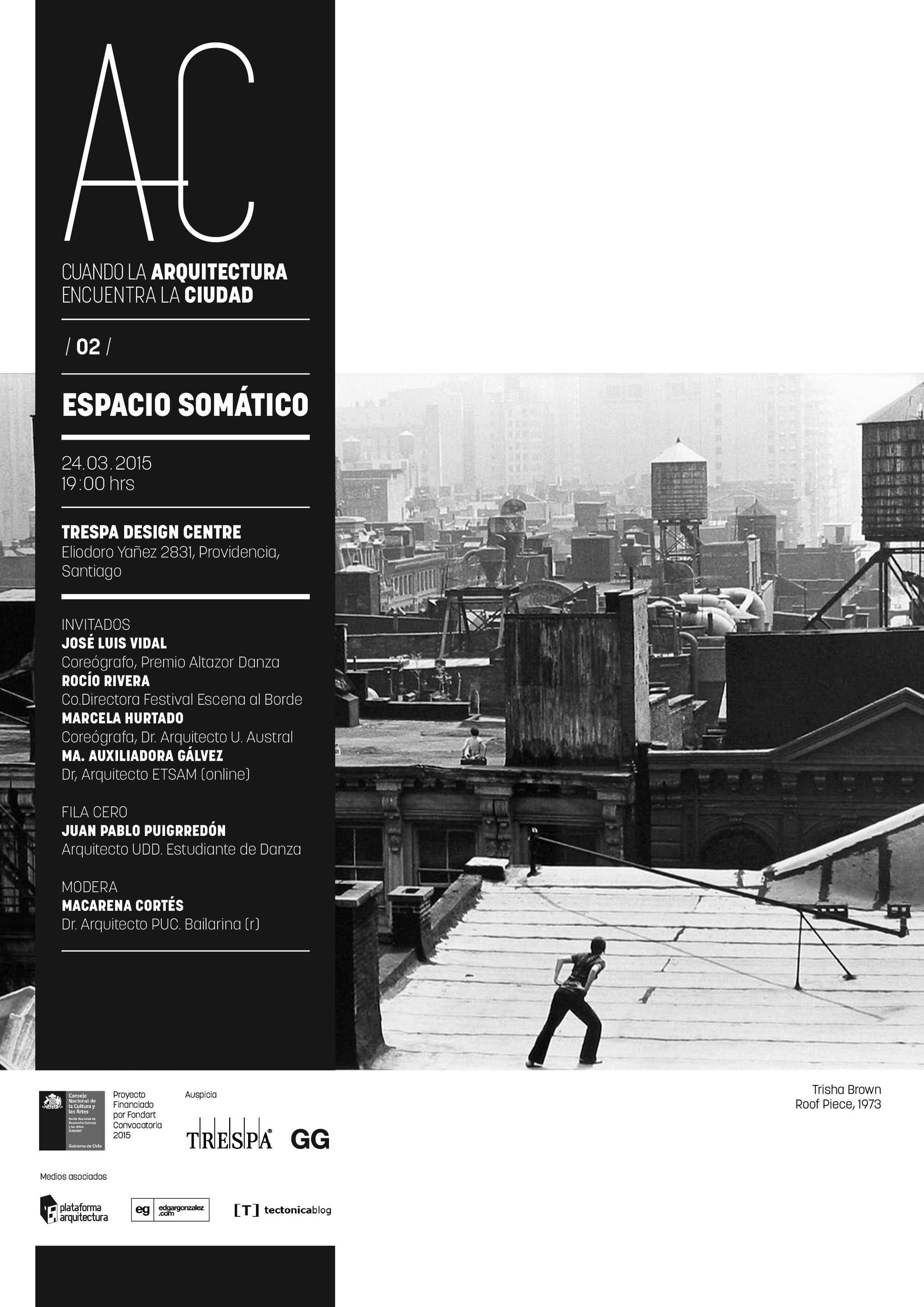39 arquitectura y danza 39 segunda sesi n de cuando la - Fotografia arquitectura ...