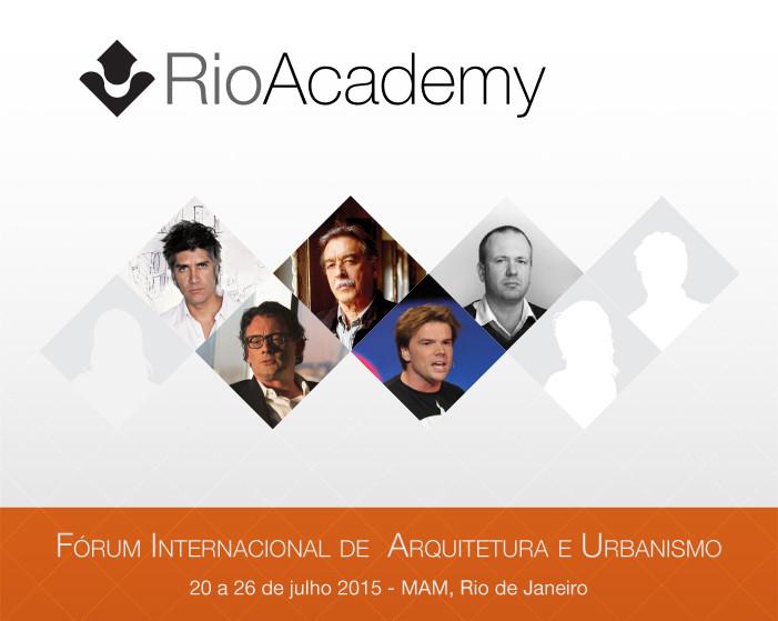 Paulo Mendes da Rocha, Bjarke Ingels y Alejandro Aravena discutirán el futuro de las ciudades emergentes en el Forum Rio Academy, Cortesía de Forum Rio Academy