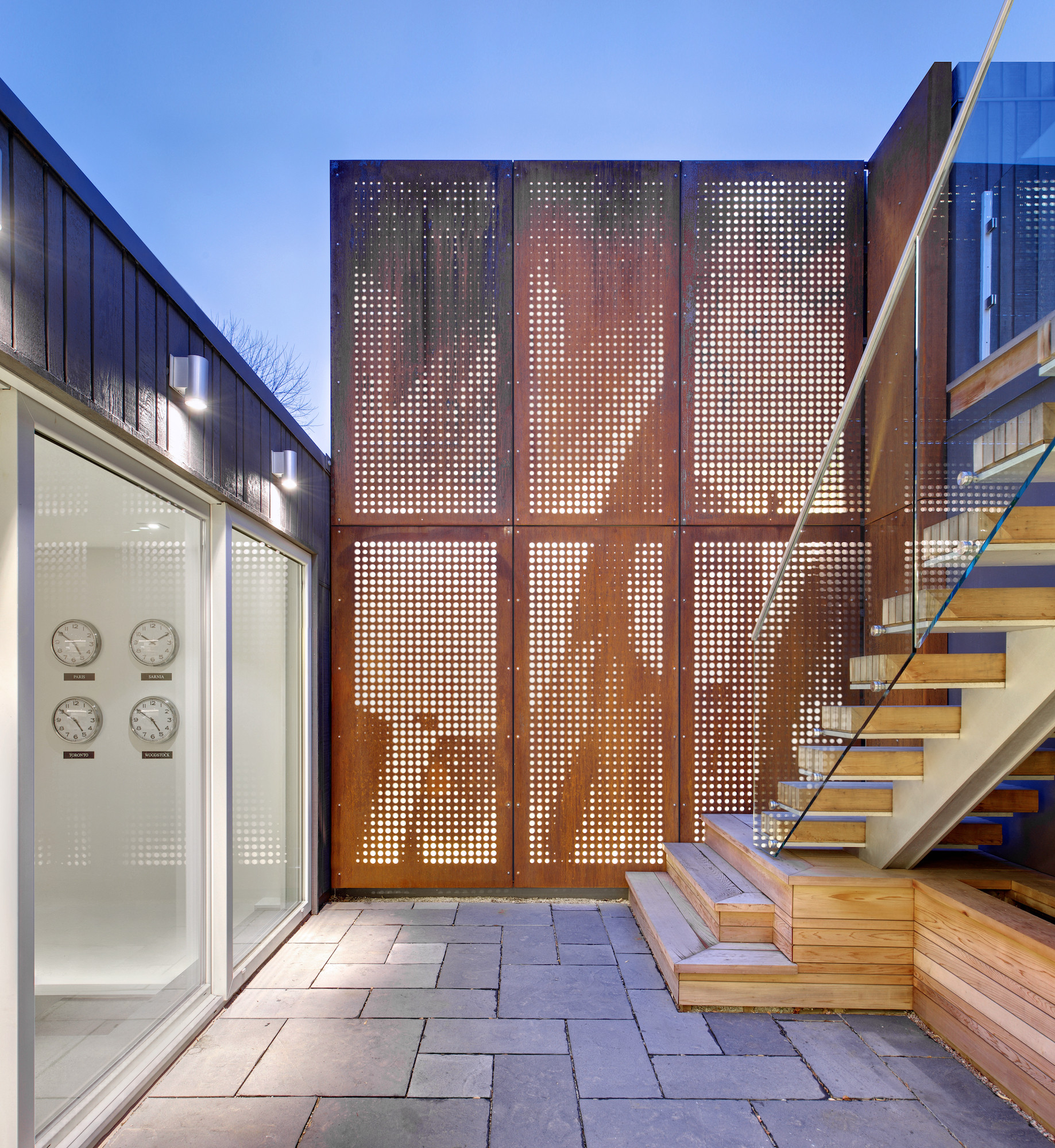 Mount Pleasant House Roundabout Studio Archdaily