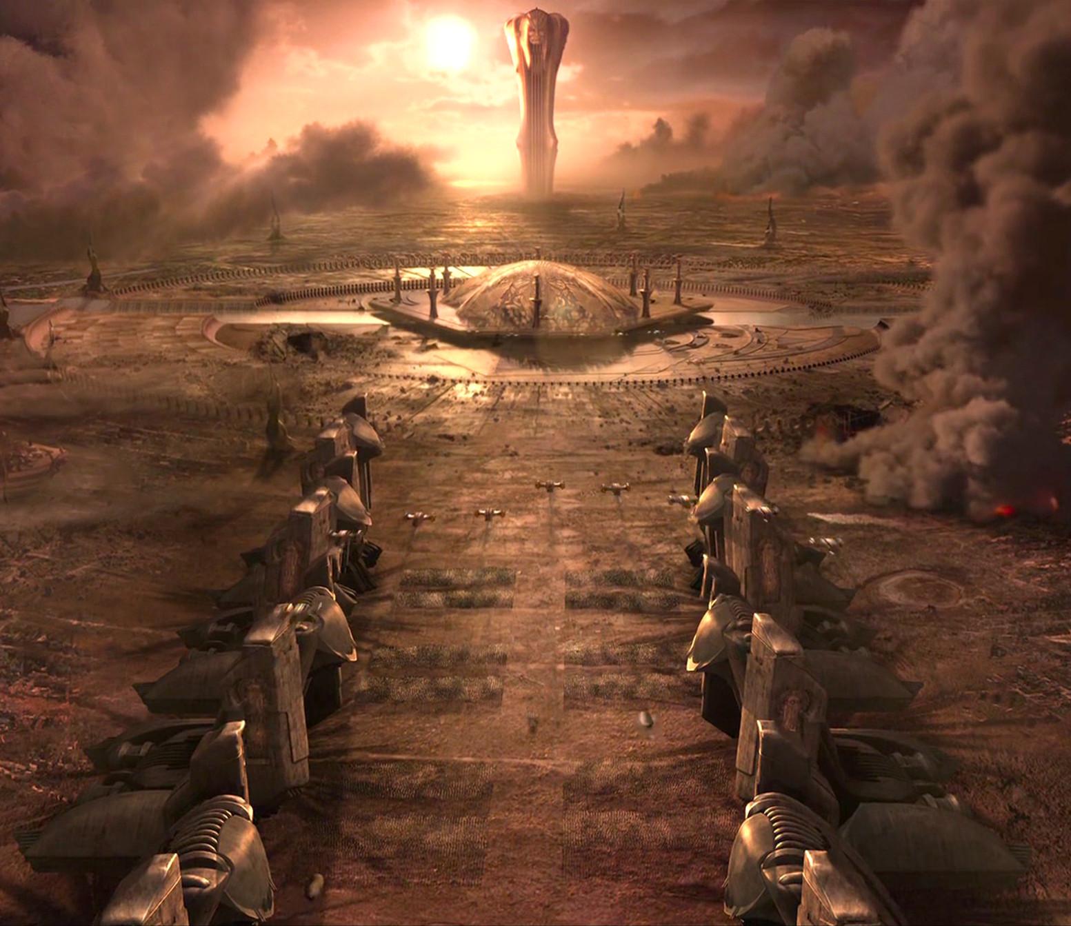 """Cine y Arquitectura: """"Las Crónicas de Riddick"""""""