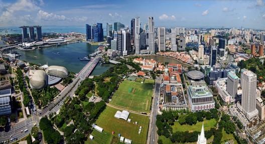 Ranking 2015 das 10 cidades mais caras do mundo segundo a UIE, © Cidade de Singapura. © williamcho, via Flickr