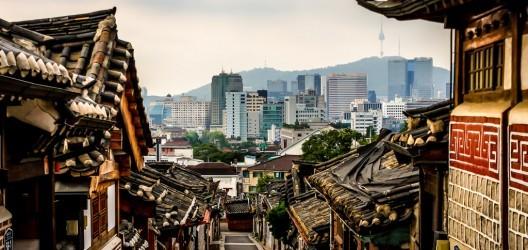 © Seul, Coreia do Sul. © sunbeams879, via Flickr.