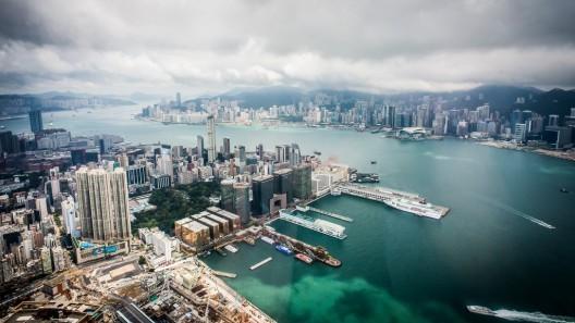 © Hong Kong, China. © Zanthia, via Flickr.