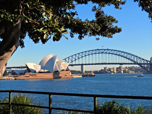 © Sidney, Austrália. © CameliaTWU, via Flickr.