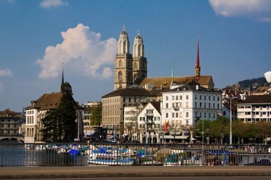 © Zurique, Suíça. © nyer82, via Flickr.
