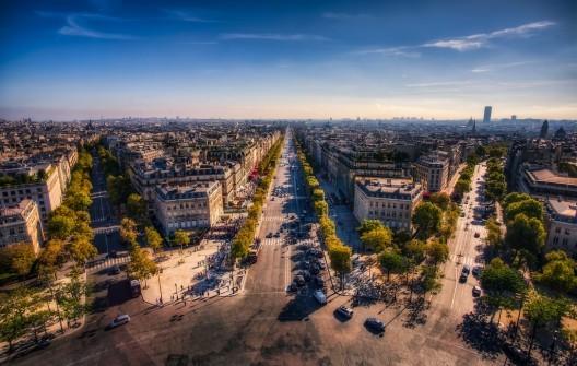 © Paris, França. © Justin in SD, via Flickr.
